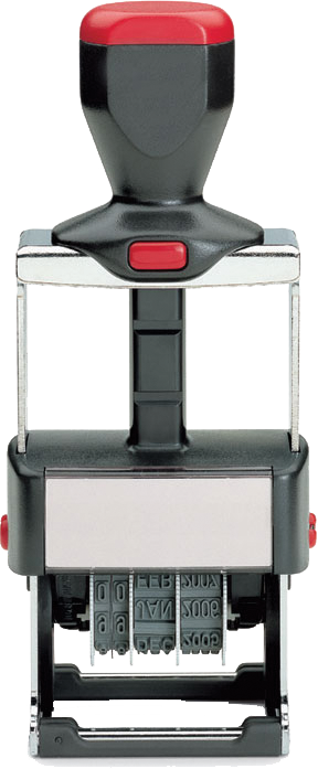 Medical Self Inking Dater