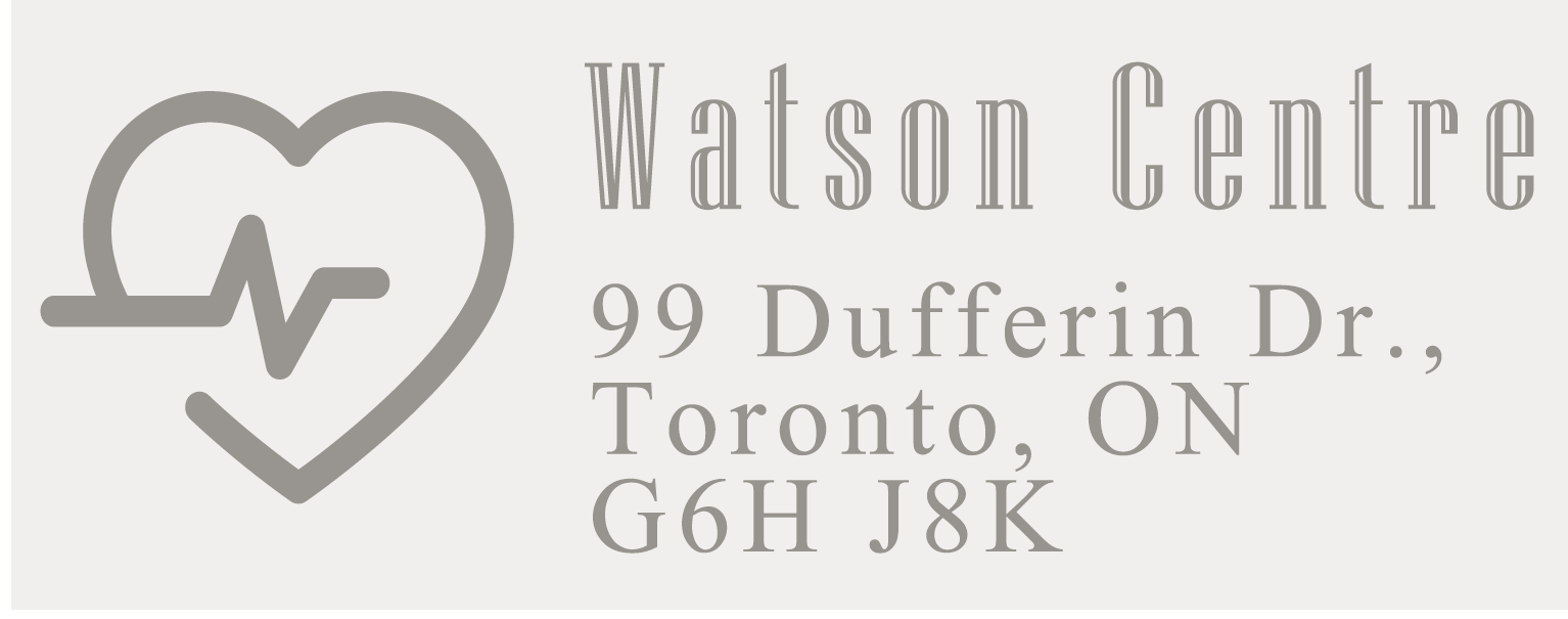 Medical Watson Centre Stamp