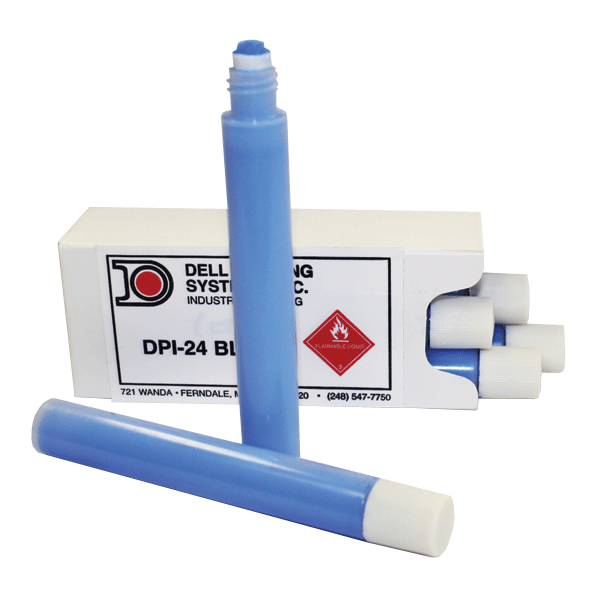 PB-5INKED - 1/4 Spot marker with ink -