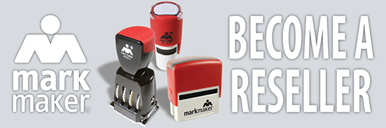 Become a reseller of Sterling and MarkMaker products